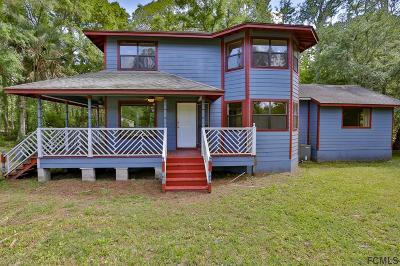 Bunnell Single Family Home For Sale: 4127 Mahogany Blvd