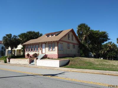 Daytona Beach Single Family Home For Sale: 38 S Grandview Avenue