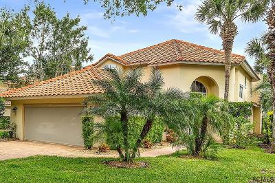Palm Coast Single Family Home For Sale: 4 Laguna Ct