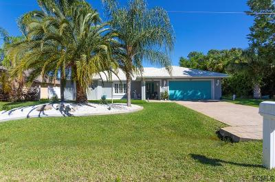Palm Coast Single Family Home For Sale: 86 Covington Lane