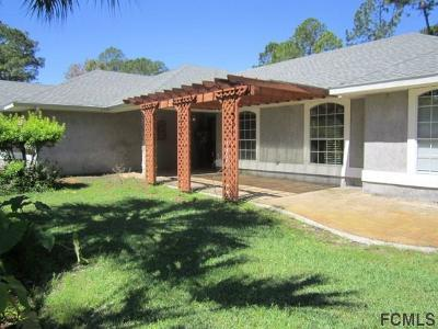 St Augustine Single Family Home For Sale: 4069 Seminole Point Court