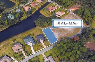 Grand Haven Residential Lots & Land For Sale: 184 Willow Oak Way