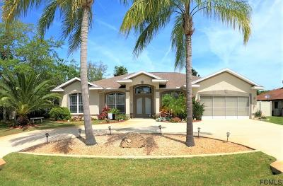 Palm Coast Single Family Home For Sale: 15 Frontier Dr