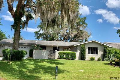 Palm Coast Single Family Home For Sale: 21 Farraday Lane