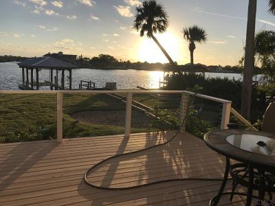 Flagler Beach Single Family Home For Sale: 1090 Lambert Ave