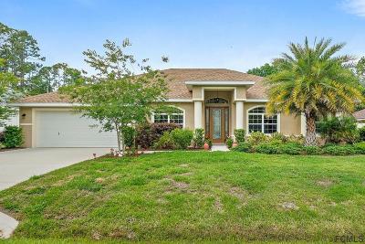 Palm Coast Single Family Home For Sale: 6 Essington Ln