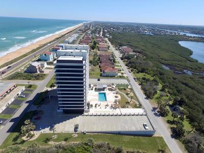 Flagler Beach Condo/Townhouse For Sale: 1601 N Central Ave #703