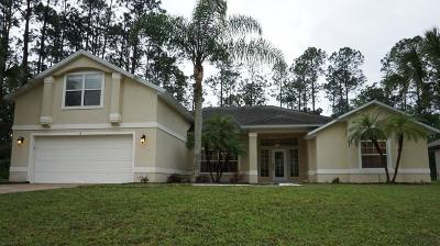 Palm Coast Single Family Home For Sale: 13 Essex Lane