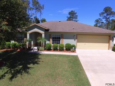 Seminole Woods Single Family Home For Sale: 96 Sloganeer Trail