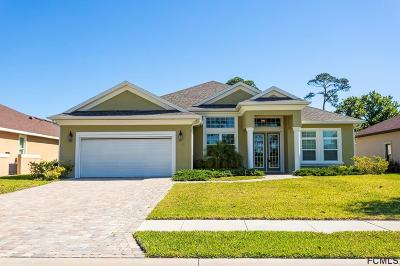 Palm Coast Plantation Single Family Home For Sale: 87 Heron Dr