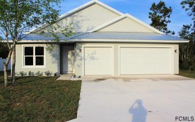 Seminole Woods Single Family Home For Sale: 128 Ulysses Trl