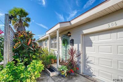 Ormond Beach FL Single Family Home For Sale: $215,000