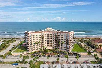 Flagler Beach Condo/Townhouse For Sale: 3600 S Ocean Shore Blvd #322