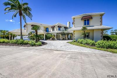 Plantation Bay Single Family Home For Sale: 60 Bay Pointe Dr