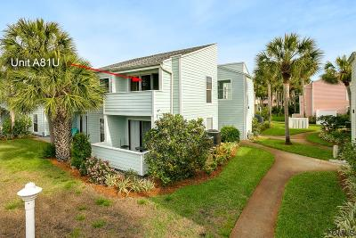 St Augustine Condo/Townhouse For Sale: 6300 A1a S #A8-1U