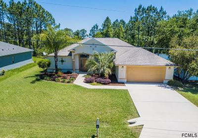 Matanzas Woods Single Family Home For Sale: 103 Lee Drive