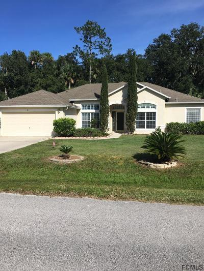 Seminole Woods Single Family Home For Sale: 12 Sea Board Court