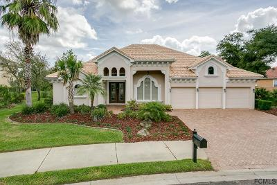 Palm Coast Single Family Home For Sale: 16 Ocean Oaks Ln