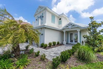 Palm Coast Single Family Home For Sale: 40 Cinnamon Beach Way