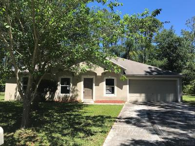 Quail Hollow Single Family Home For Sale: 14 Zammer Court
