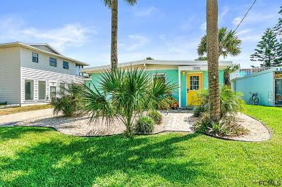 Flagler Beach Single Family Home For Sale: 1203 S Central Ave