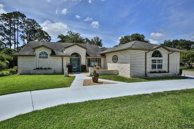 Ormond Beach Single Family Home For Sale: 8 Kingsley Circle