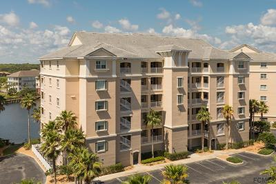 Hammock Beach Condo/Townhouse For Sale: 1100 Cinnamon Beach Way #1041