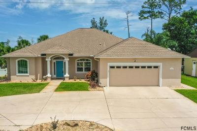 Palm Harbor Single Family Home For Sale: 64 Colechester Lane