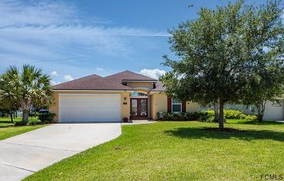 St Augustine Single Family Home For Sale: 701 Pellino Ct