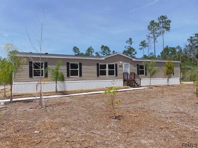 Bunnell Single Family Home For Sale: 5514 Palm Ave