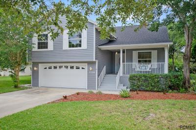 Ormond Beach Single Family Home For Sale: 3714 Longford Circle