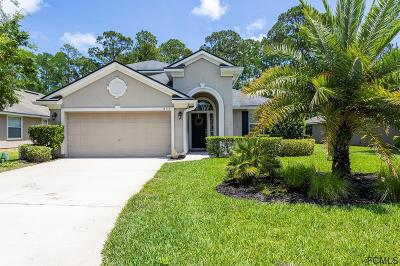 St Augustine Single Family Home For Sale: 277 Mystic Castle Dr