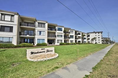 Ormond Beach Condo/Townhouse For Sale: 2600 Ocean Shore Blvd #1040