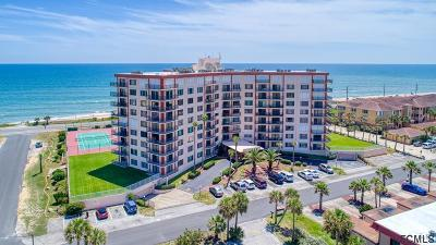 Flagler Beach Condo/Townhouse For Sale: 3600 Ocean Shore Blvd #513