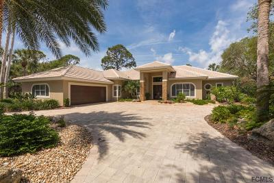 Hammock Dunes Single Family Home For Sale: 1 Anastasia Ct