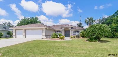 Palm Harbor Single Family Home For Sale: 11 Fariston Place