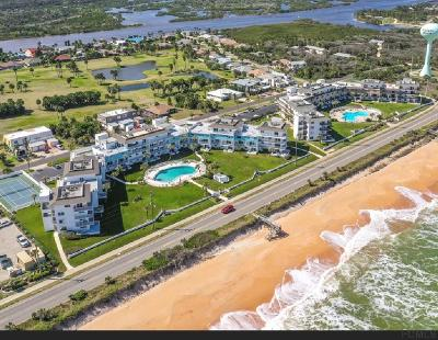 Flagler Beach Condo/Townhouse For Sale: 3510 S Ocean Shore Blvd #203