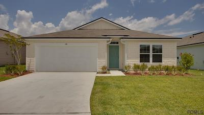 Bunnell Single Family Home For Sale: 130 Golf View Court
