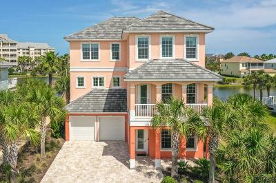 cinnamon beach, Ocean Hammock Single Family Home For Sale: 34 Cinnamon Beach Way