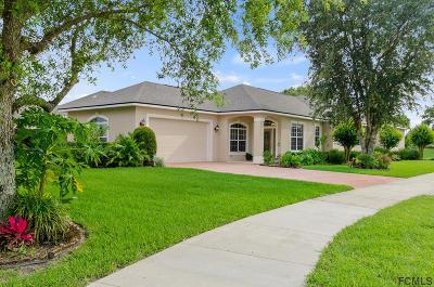 Daytona Beach Single Family Home For Sale: 51 Acclaim At Lionspaw