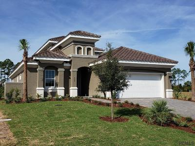 Palm Coast Single Family Home For Sale: 424 Bourganville Drive