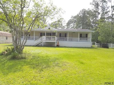 Bunnell Single Family Home For Sale: 2860 Forest Park St