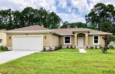 Palm Coast Single Family Home For Sale: 49 Barkwood Ln