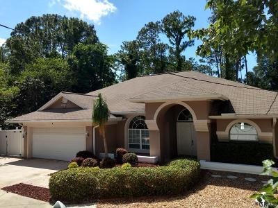Palm Coast Single Family Home For Sale: 7 Welling Place