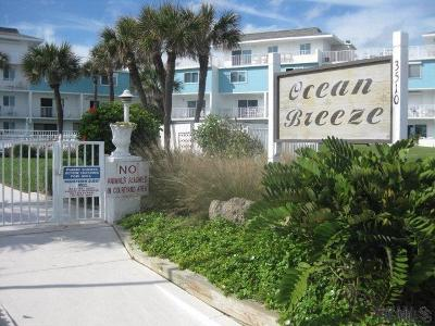 Flagler Beach Condo/Townhouse For Sale: 3510 S Ocean Shore Blvd #207