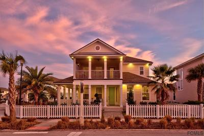 Palm Coast Single Family Home For Sale: 19 Beach Haven Pkwy