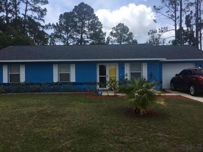Palm Coast Single Family Home For Sale: 30 Riviera Dr