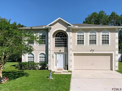Pine Grove Single Family Home For Sale: 37 Poinsettia Ln