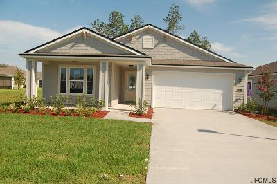 Palm Coast Single Family Home For Sale: 87 Hummingbird Ct