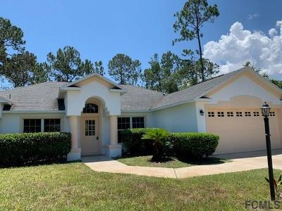 Palm Coast Single Family Home For Sale: 89 Forrester Pl